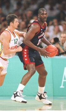 It took an appeal to the international basketball federation, but Hakeem finally was able to live a lifelong Olympic dream in 1996, winning a gold medal with Team USA in Atlanta.