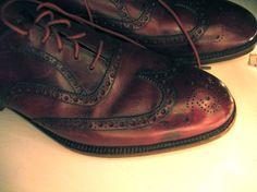 Men's Leather Dress shoes - 55.00