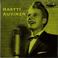 Martti Auvinen - Martti Auvinen (1958, Vinyl)   Discogs His Masters Voice, Terms Of Service, Video Editing, Pop Fashion, The Voice, Jazz, 1950s, Lyrics, Album