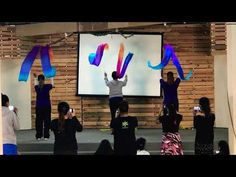 YouTube Youtube, Ballet, Group, Concert, Contemporary Dance, Bottle Garden, Flags, Christians, Songs