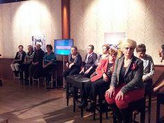 De uitzending van 11 oktober: Het publiek van vandaag!
