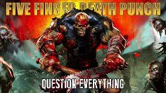 I'm watching I Apologize by Five Finger Death Punch