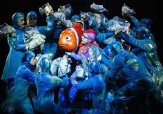 Photographing Nemo: The Musical
