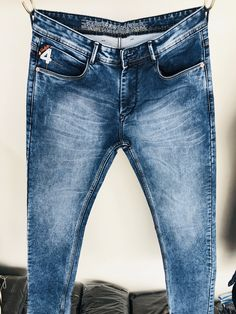 Denim Jeans Men, Jeans Pants, Trousers, Types Of Jeans, Patterned Jeans, Classic Series, Club Dresses, Jeans Style, Indigo