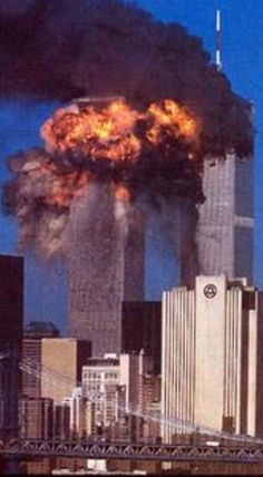 9-11-01 The site that is  in our hearts forever. Sad