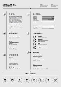 Plantilla Gratis Curriculum Vitae Creativo 19 If you like this cv template. Check others on my CV template board :) Thanks for sharing! Basic Resume, Simple Resume, Creative Resume, Creative Design, Professional Resume, Resume Design Template, Cv Template, Resume Templates, Cv Design
