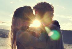 couple, cute, kiss, love, photography
