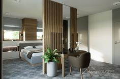 Projekt domu HomeKONCEPT-40 | HomeKONCEPT Divider, Interior Design, Furniture, Home Decor, Home Plans, Plants, Drawing Rooms, Projects, Design Interiors