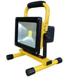 94.05$  Buy now - http://aliqk8.worldwells.pw/go.php?t=1582005083 - 20W LED Rechargeable Floodlight, Outdoor Portable Light ,Portable Work Light for Emergency,Camping and Car Fixing 94.05$