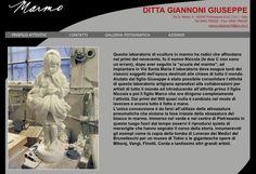 Giannoni Giuseppe Scultura.
