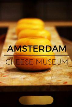 Amsterdam Cheese Museum | LittleBigTraveler.com