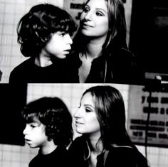 Barbra Streisand Mother & Son