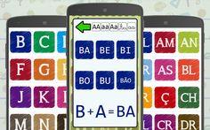 05 aplicativos que ajudam na alfabetização | Baby Dicas