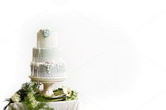 Styled Wedding Cake - Marzipan by JustLikeMyDesktop on Creative Market Marzipan, Your Design, Wedding Cakes, Fashion Photography, This Or That Questions, Frame, Creative, Style, Wedding Gown Cakes