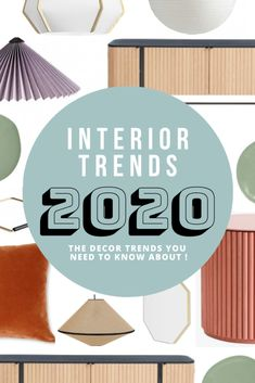 Trend forecast looking at key interior trends for Interior decor trends for home and garden.Ribbed and reeded furniture.