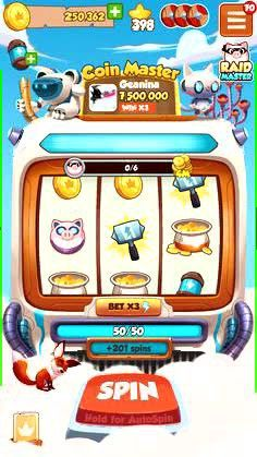 Coin Master (Update v3 1) Mod Unlimited Coins, Spins | mizzgiddy in