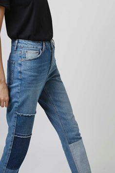 8a1b19dda1f9 Patch Jeans