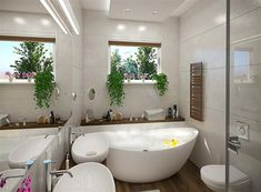 31,92 Clawfoot Bathtub, House Plans, Bathroom, Interior, Nova, Planks, House, Washroom, Indoor