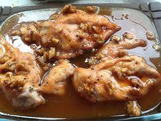 Cocinando con Rosita: APRICOT CHIQUEN (POLLO CON ALBARICOQUES)