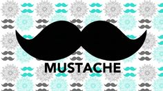 i 3 mustaches wallpaper - Google Search