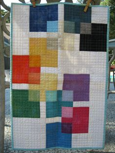 Transparency Mini Quilt