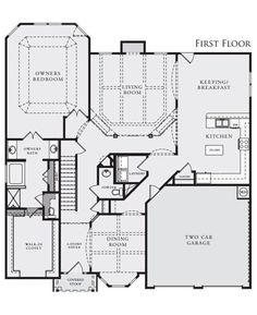 Gentry Plan at Hampton Oaks in Fairburn, Georgia 30213 by Crown ...