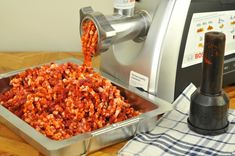 Nasušte si klobásky a salámy bez údenia (chorizo) Chorizo, Breakfast, Food, Morning Coffee, Meal, Essen, Hoods, Meals, Morning Breakfast