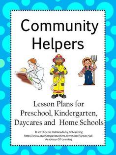 community helpers preschool lesson plans community helpers lesson plans preschool 587