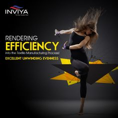 Wide denier range for wider applications! #Inviya #denier #spandex