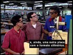 Aula 56 - Processos de Fabricação - Telecurso Profissionalizante