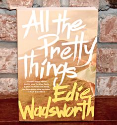 All The Pretty Things, Book Review