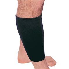 AliMed Neoprene Shin Support helps relieve the #pain associated with shin splints. This compression sleeve conforms to the individual's shin and calf for great support that stimulates #circulation and promotes #healing. Fits left or right.