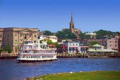 Historic River-Walk, Wilmington