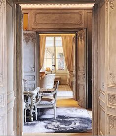 Paris Theme, French Country House, How To Plan, Karl Lagerfeld, Furniture, Instagram, Interiors, Design, Home Decor