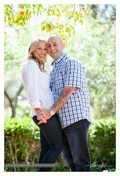 Genny and Dave's Engagement Session Photo By Colson Griffith Photography