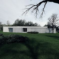 Ultra Minimal and Clean House CZ House 2 620x620 Ultra Minimal and Clean House   CZ House