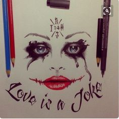 Love is a joke sometimes when someone breaks your heart and then you have trust issues