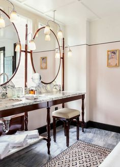 Ethnic Chic - Home Couture - Chiltern Firehouse Boutique Hotel London