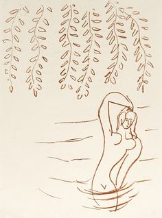 Untitled, 1948 Henri Matisse