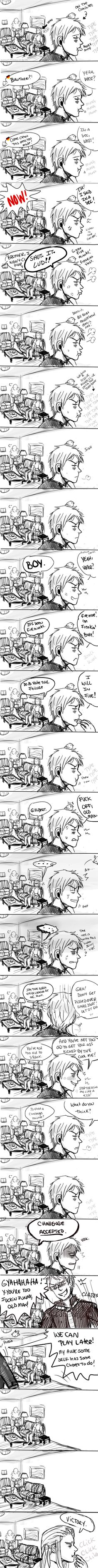 APH: Don't mess with Vater by Assby on DeviantArt