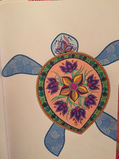 Turtle ... Being mindful(l)
