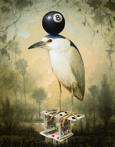 Kevin Sloan Fine Art - Eightball