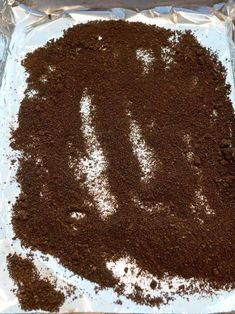 If you do much baking with chocolate, you probably know that many recipes call for a small amount of espresso powder. Now you can make your own! Uses For Coffee Grounds, Espresso Powder, Cooking Ingredients, Chocolate Flavors, Make Your Own, Baking, Recipes, Diy, Food