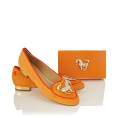 """Celebrate the Chinese new year with the Charlotte Olympia Cosmic Collection """"The Year of the Horse"""""""