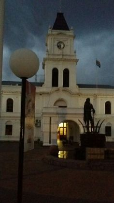 Krugersdorp city hall