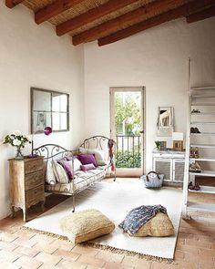 EN MI ESPACIO VITAL: Muebles Recuperados y Decoración Vintage: noviembre 2010