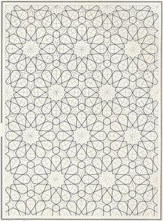 Pattern in Islamic Art - BOU 068