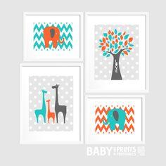 Boy Nursery art prints