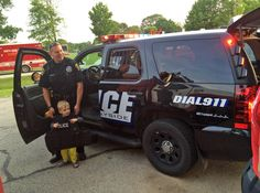 Police Truck Photo Credit: Mike De Sisti