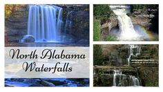 If you've been looking for beautiful hiking destinations across northern Alabama, a new tourism brochure will give you directions to 14 stunning waterfalls.